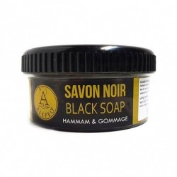 BLACK SOAP ALEPO...