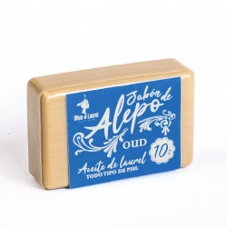 JABÓN DE ALEPO 10% OUD
