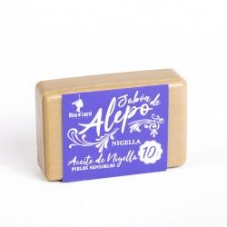 JABÓN DE ALEPO 10% NIGELLA