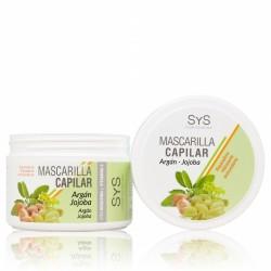 MASCARILLA CAPILAR ARGAN Y...